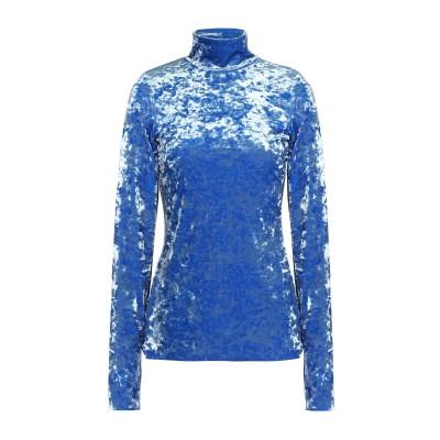 ティビ TIBI T シャツ ブルー XS ポリエステル 90% / ポリウレタン 10% T シャツ