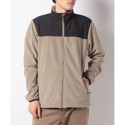 (Alpine DESIGN/アルパインデザイン)アルパインデザイン/メンズ/フリースジャケット/メンズ ベージュ/ブラック