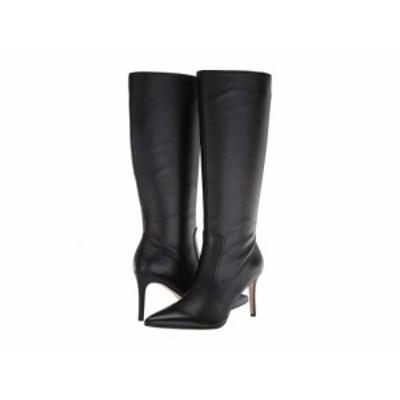 Nine West ナインウエスト レディース 女性用 シューズ 靴 ブーツ ロングブーツ Fivera Black【送料無料】