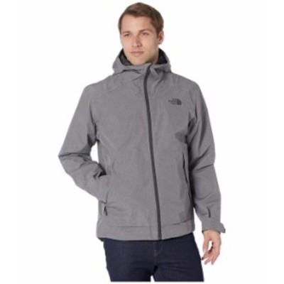 ノースフェイス メンズ コート アウター Millerton Jacket TNF Medium Grey