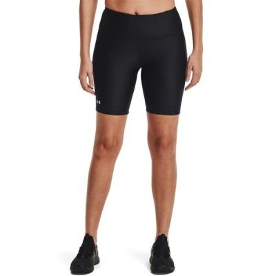 アンダーアーマー レディース ハーフパンツ・ショーツ ボトムス Women's HeatGear® Bike Shorts