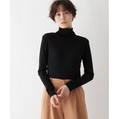 AG by aquagirl / 【AG by Karen】コラボシアーハイネックジャージ WOMEN トップス > Tシャツ/カットソー