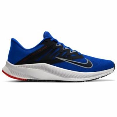 ランニングシューズ メンズ スニーカー ナイキ NIKE QUEST クエスト3/スポーツシューズ ジョギング トレーニング 陸上 男性 ブルー 青 運