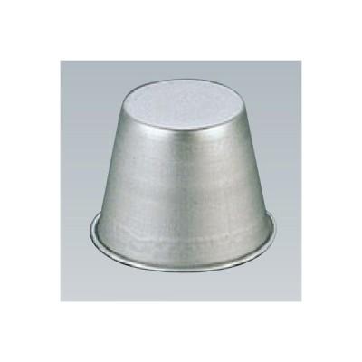 プリンカップ アルミプリンカップ#6T 高さ53 内径:65、底径:45 24入/業務用/新品