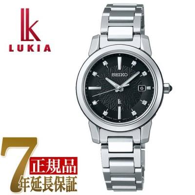 セイコー SEIKO ルキア I Collection Debut Limited Edition レディース 腕時計 ブラック SSQV083