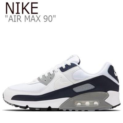 ナイキ エア マックス スニーカー NIKE メンズ AIR MAX 90 エアマックス90 WHITE ホワイト CT4352-100 シューズ