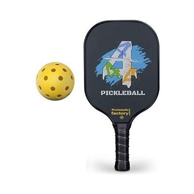 ピクルボル ラケット, ピクルボル パドル, ピックルボルパドル, ピックルボルボル, Pickleball, ピックルボルラケット, 4 FOR 4