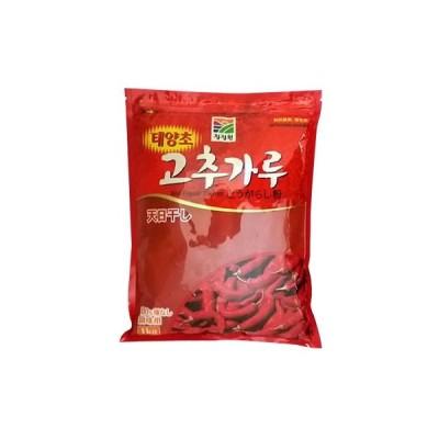 『清浄園』唐辛子粉 調味用・中辛(細かい粉末・1kg) チョンジョンウォン 調味料