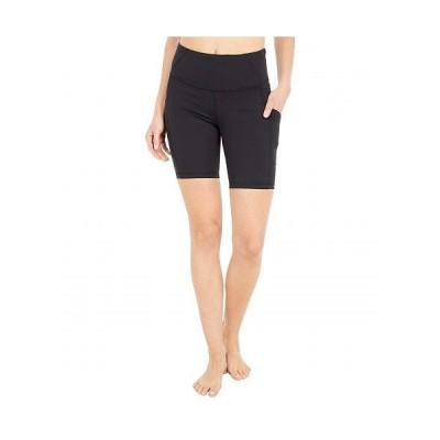 Prana プラナ レディース 女性用 ファッション ショートパンツ 短パン Electa Shorts - Black