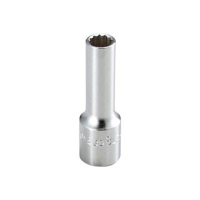 TONE ディープソケット 12角 8mm 3D-08L レンチ・スパナ・プーラ・ソケット