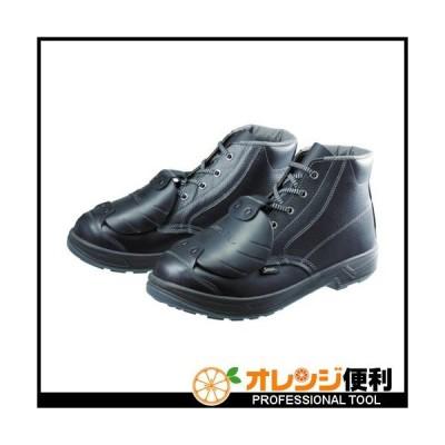 SIMON シモン 安全靴甲プロ付 編上靴 SS22D−6 26.0cm SS22D-6-26.0 【435-1487】