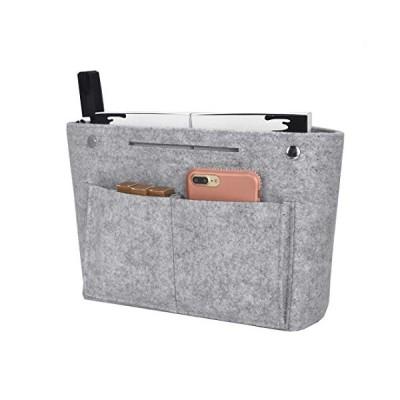 Newseego バッグインバッグ フェルト インナーバッグ 軽量 バッグ ポーチ バッグの中を整理整頓 バックインバッ