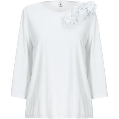 EUROPEAN CULTURE T シャツ ホワイト XS コットン 100% T シャツ