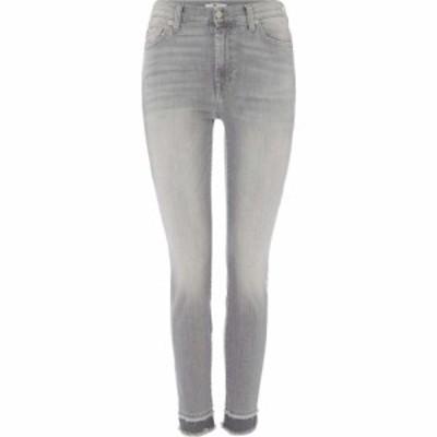 セブンフォーオールマンカインド For All Mankind レディース ジーンズ・デニム クロップド スキニー High Waisted Skinny Cropped Jeans