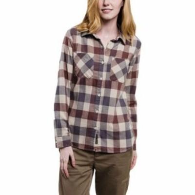ユナイテッド バイ ブルー トップス Beech Plaid Shirt - Womens