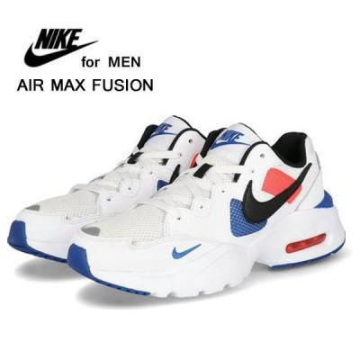 ナイキ スニーカー メンズ エア マックス  フュージョン NIKE AIR MAX FUSION CJ1670-104 ランニングシューズ 靴