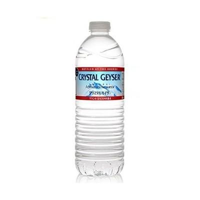 クリスタルガイザー エコボトル500ml [正規輸入品]×48本