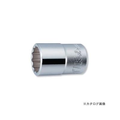 """コーケン ko-ken 1/2""""(12.7mm) 4405M 20mm 12角ソケット 全長38mm"""