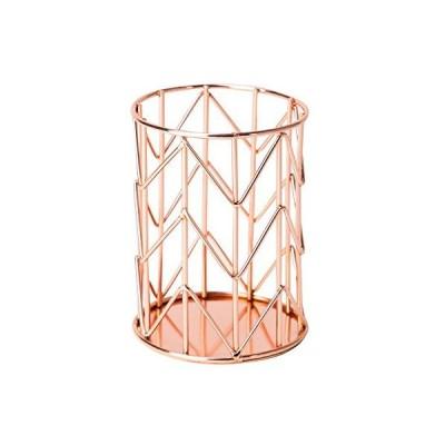 Pencil Cup Copper - U Brands Pencil Cup Wire Metal Copper輸入品