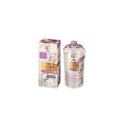ビオレu ザ ボディ ぬれた肌に使うボディ乳液 エアリーブーケの香り セット 300ml 花王 返品種別A