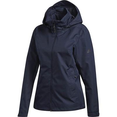 アディダス ジャケット・ブルゾン レディース アウター Adidas Women's Wandertag Jacket Legend Ink