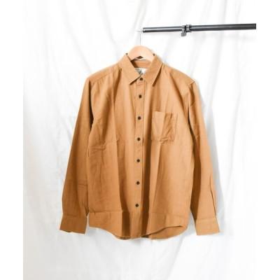 MaG. / 【Ai】起毛ネルシャツ WOMEN トップス > シャツ/ブラウス