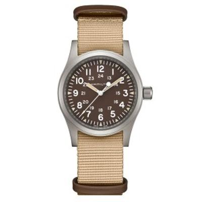【並行輸入品】HAMILTON ハミルトン 腕時計 H69439901 メンズ KHAKI FIELD カーキフィールド