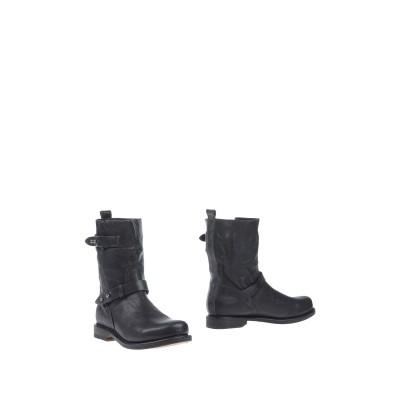 ラグアンドボーン RAG & BONE ショートブーツ ブラック 35 革 ショートブーツ
