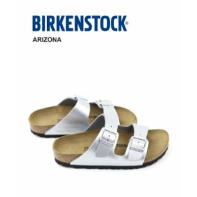 クーポンあり ビルケンシュトック サンダル コンフォートサンダル アリゾナ ARIZONA SILVER BIRKENSTOCK ARIZONA-SLV 国内正規品 2021春