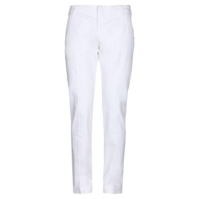アントレ アミ ENTRE AMIS パンツ ホワイト 33 コットン 97% / ポリウレタン 3% パンツ