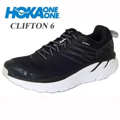 HOKA ONEONE ホカオネオネ CLIFTON 6  クリフトン6 メンズ スニーカー