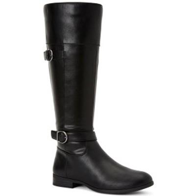 スタイルアンドコー レディース ブーツ&レインブーツ シューズ Kezlin Riding Boots Black