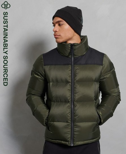 Superdry Sportstyle Code Down Puffer Jacket