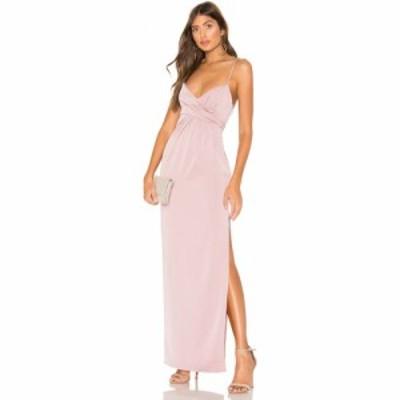 エヌビーディー NBD レディース パーティードレス ワンピース・ドレス Saanvi Gown Lilac