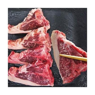厚切り骨付きラムTボーンステーキカット 羊肉 ジンギスカン