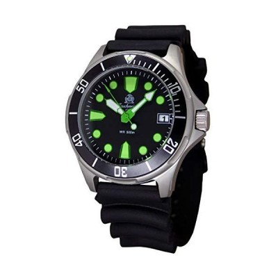 German Diver Watch from Tauchmeister 500m New Modell T0322 並行輸入品