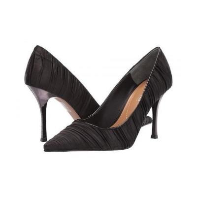 J. Renee ジェイレニー レディース 女性用 シューズ 靴 ヒール Ginesia - Black Satin