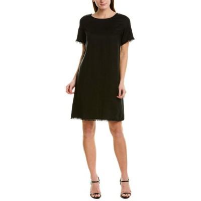 トッミーバハマ ワンピース トップス レディース Tommy Bahama Linen T-Shirt Dress black