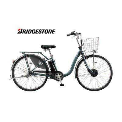 (店舗受取送料割引)ブリヂストン(BRIDGESTONE) フロンティア デラックス 24型 F4DB41 電動アシスト自転車(両輪駆動)