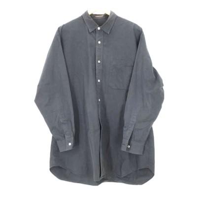 ワイズ フォー メン Y¥s for men コットンステッチ長袖シャツ メンズ  中古 210102