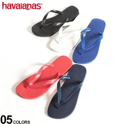 havaianas ハワイアナス サンダル 無地 ロゴ ビーチサンダル TOP SANDAL 4000029