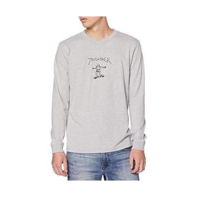 [スラッシャー] [メンズ] 長袖 プリントTシャツ (スケートグラフィック) [ TH8328 / GONZ LS TEE ] おしゃれ