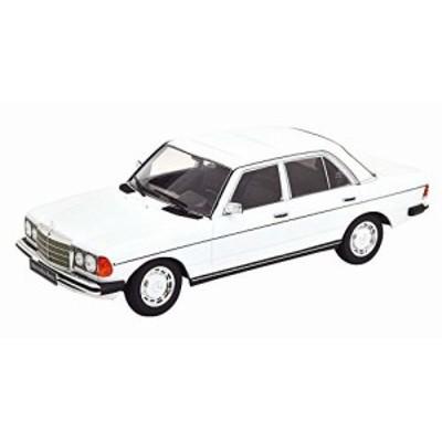 フリースタイル KK scale 1/18 メルセデス 230E W123 1975 white 完成品 KKDC180351