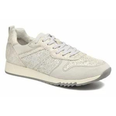 Tamaris レディーススニーカー Trainers Mimosa Silver Silver comb