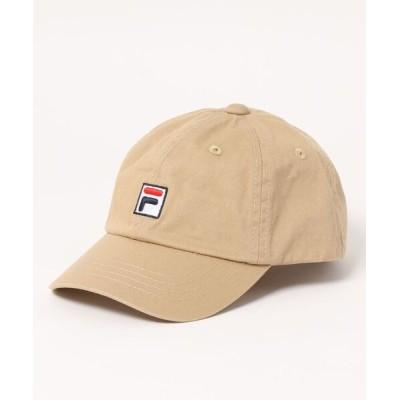 OVERRIDE / 【FILA】KIDS BOX LOGO CAP / 【フィラ】キッズ ボックス ロゴ キャップ KIDS 帽子 > キャップ