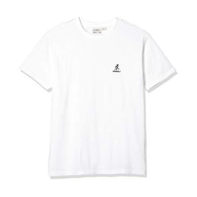 [グラミチ] Tシャツ BIG RUNNNINGMAN TEE メンズ WHITE 日本 M (日本サイズM相当)