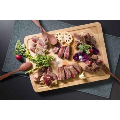 (送料込み) 肩ロースステーキ400g 「発酵熟成肉」 黒毛和牛 石井食品(期日指定できません)