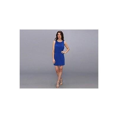ドレス ジェシカシンプソン Jessica Simpson レディース ドレス・ワンピース JS4U5901 ノースリーブ. Cobalt