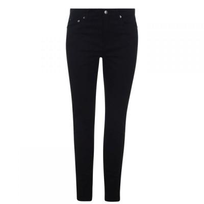 ラルフ ローレン Lauren by Ralph Lauren レディース スキニー・スリム ボトムス・パンツ Premium Skinny Jeans Black
