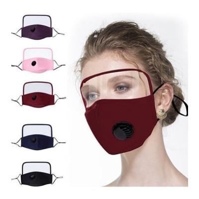 マスク 洗える 夏用 フェイスマスク 透明 おしゃれ3枚 個包装 布 繰り返し使える 大人用 5層構造 PM2.5フィルター 飛沫対策 通気性 軽量